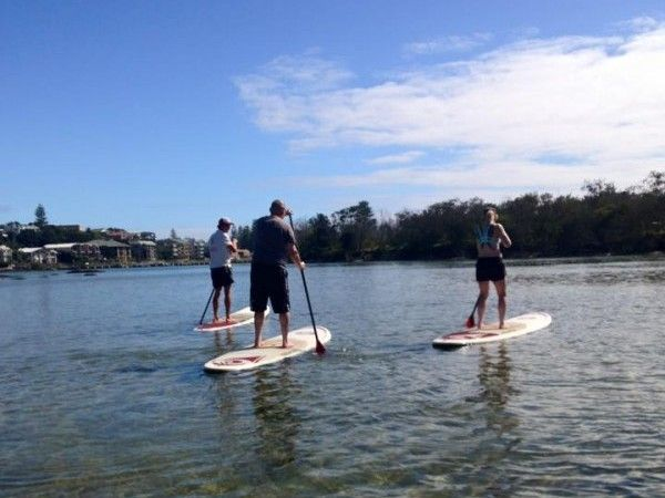 Top Stand Up Paddleboard Spots in Byron Bay