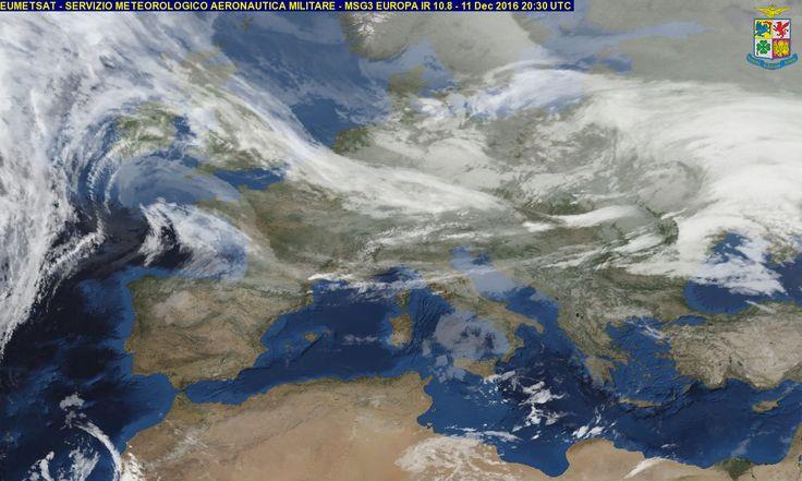 Meteosat   MeteoAM.it - Servizio Meteorologico Aeronautica Militare