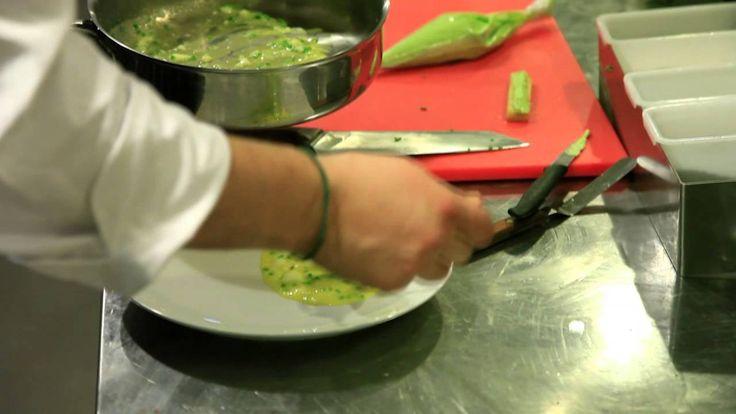 La cuisine des chefs-Cocina de los restaurantes parisinos con estrellas ...