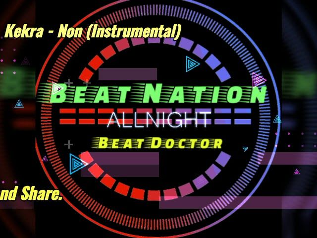 Kekra Non Instrumental For You Song Instrumental Beats Instruments