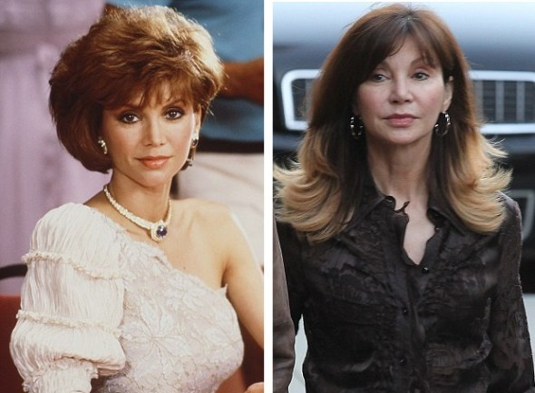 Chatter Busy: Victoria Principal Plastic Surgery