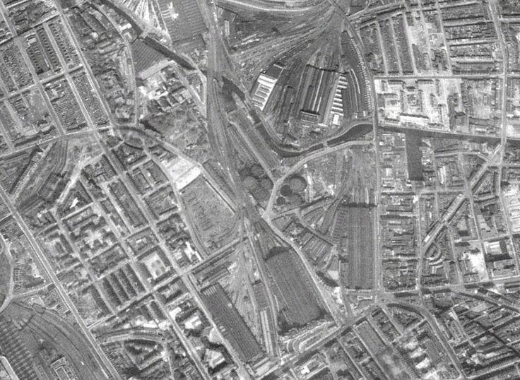 Best London Images On Pinterest Old London London - London map 1945