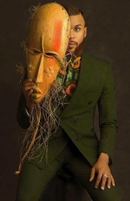 Jidenna Is Stylish In A Cover Of ThisDay Talks About His Kind Of Woman #FashionBlogger