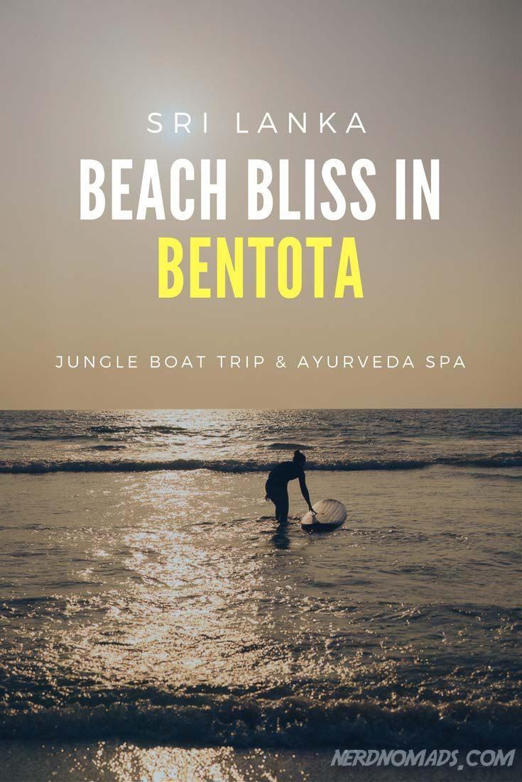Beach Bliss, Jungle Boat Trip & Ayurveda Spa - Bentota, Sri Lanka