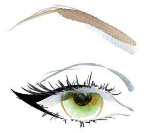 Eyeliner occhi piccoli