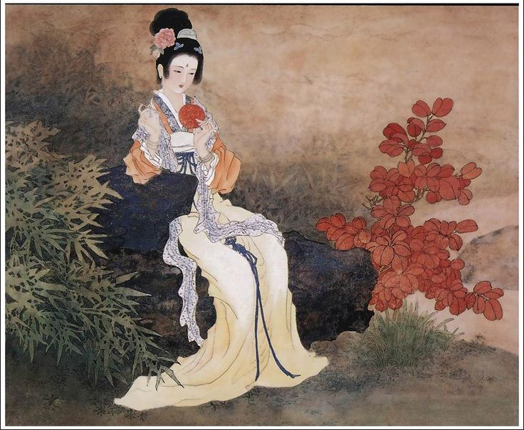 Ancient Chinese Artwork | Ancient Beauty,Traditional ...