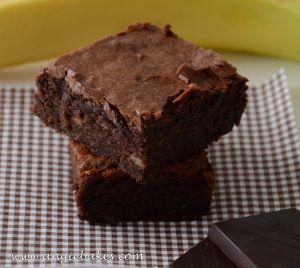 Banánové brownie | Angie
