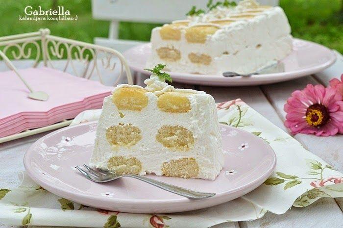 Gabriella kalandjai a konyhában :): Habos citromos álom - sütés nélkül