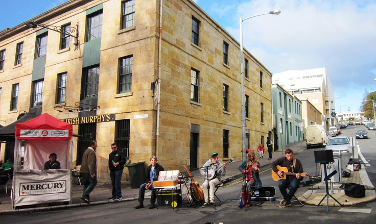 Salamanca Markets, #Hobart, #Tasmania. #travel.