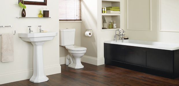 Legend Traditional Bathroom Suite At Victorian Plumbing Uk: VINTAGE STYLE HERITAGE BATHROOM SUITE MODERN
