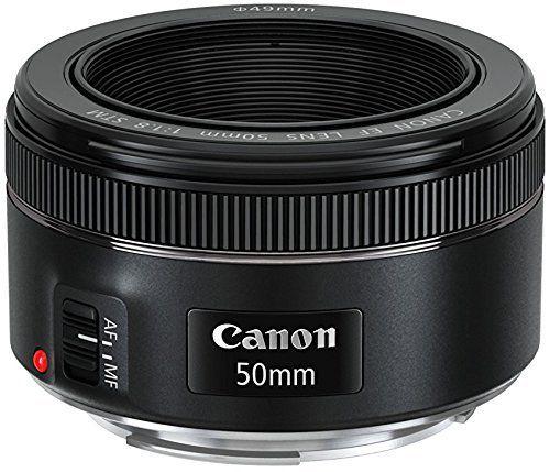Canon - EF STM - Objectif - Reflex 50 mm / f 1,8: Amazon.fr: Photo & Caméscopes