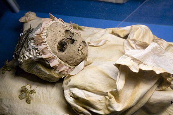 Mummies of Vác, Hungary | Atlas Obscura