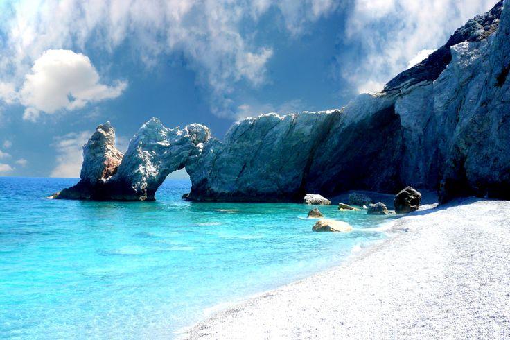 Top 10 Beach Destinations in Greece | #1 - Skiathos, Greece
