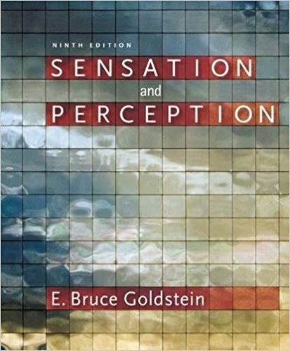 14 best psychology images on pinterest test bank for sensation and perception 9th edition by goldstein fandeluxe Images