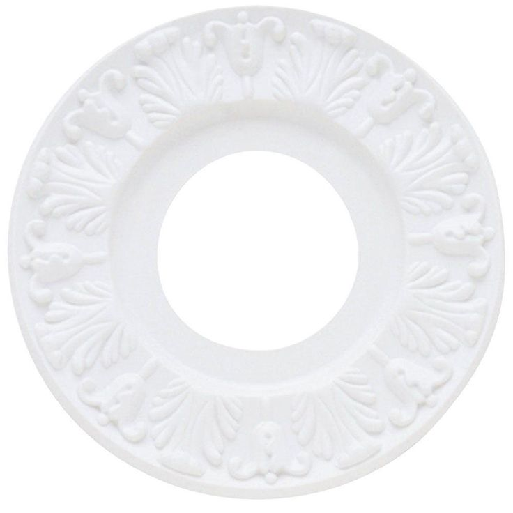 Westinghouse 10 in. Victorian Ceiling Medallion-7702700 - The Home Depot