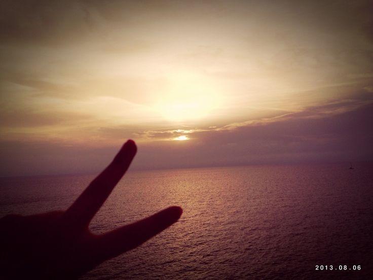 sun sea love