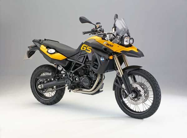 Details & Photos with 2010 BMW F800GS