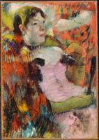 Degas, Edgard - Au café-concert - Musée des Beaux-Arts du Canada, Ottawa