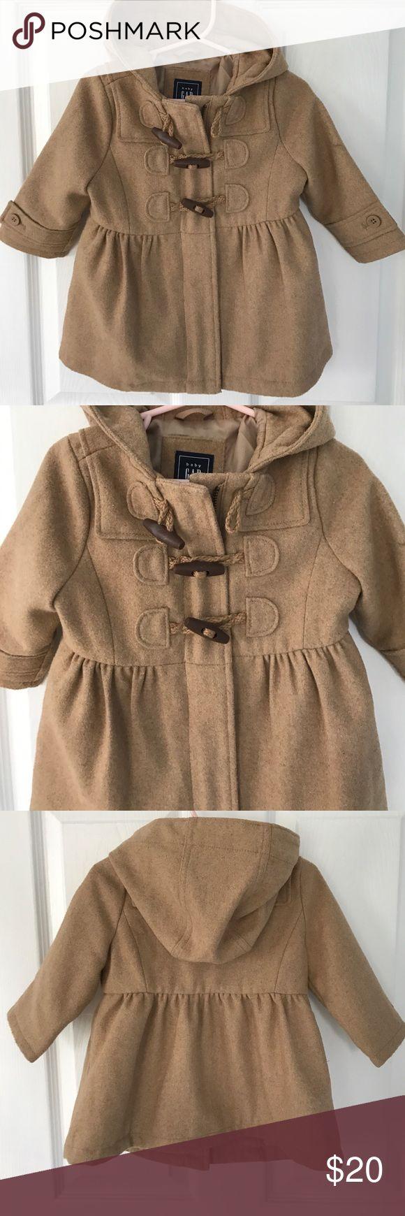 Baby girl peacoat Light brown peacoat from babygap GAP Jackets & Coats Pea Coats