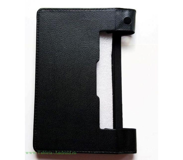 Husa tableta Lenovo Yoga B6000 - https://www.tableta-android.ro/huse-tablete/husa-tableta-lenovo-ideapad-yoga-b6000-culoare-neagra.html #Accesorii #tableta #yoga8inch