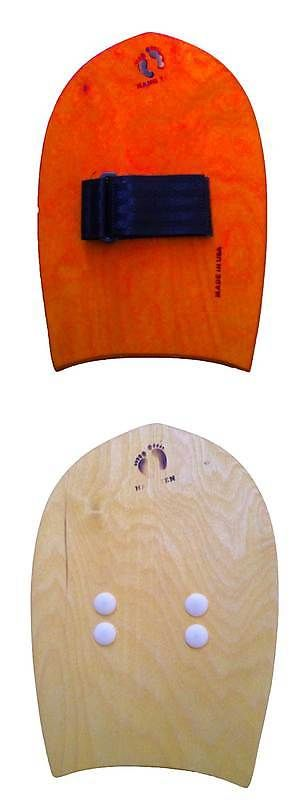 Other Surfing 2916: Hang Ten Wood Surfing Hand Plane Board Red -> BUY IT NOW ONLY: $32.49 on eBay!
