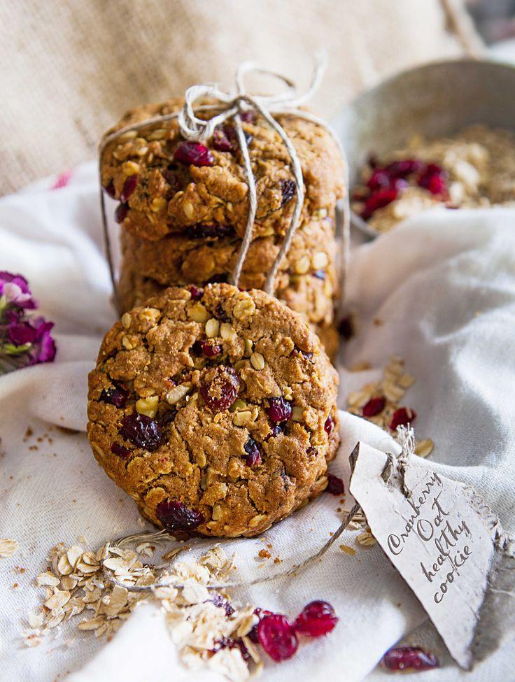 Cranberry & Oat Muesli Cookie