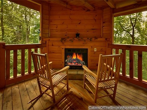 Great deck work mountain blessing rental cabin at - 4 bedroom cabins in gatlinburg tn ...