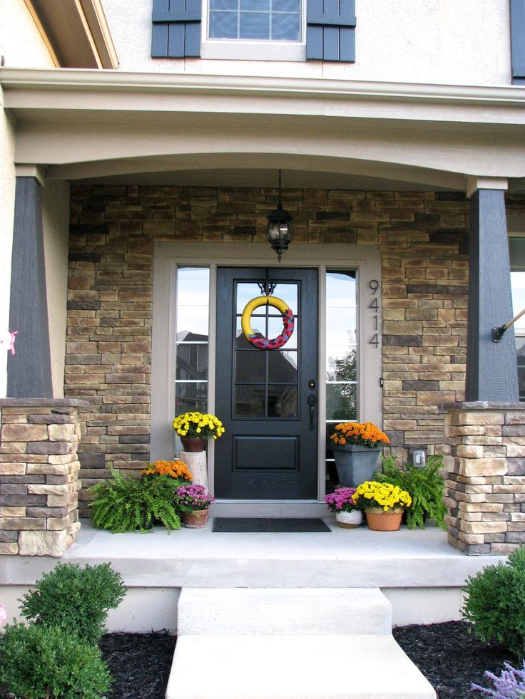 56 Best Images About Curb Appeal On Pinterest Red Front: curb appeal doors
