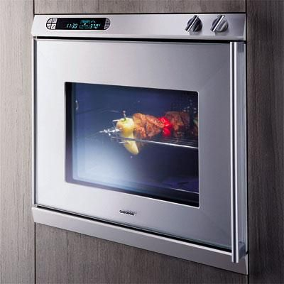 how to use gaggenau steam oven