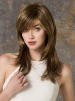 latest layered  hair styles with bangs