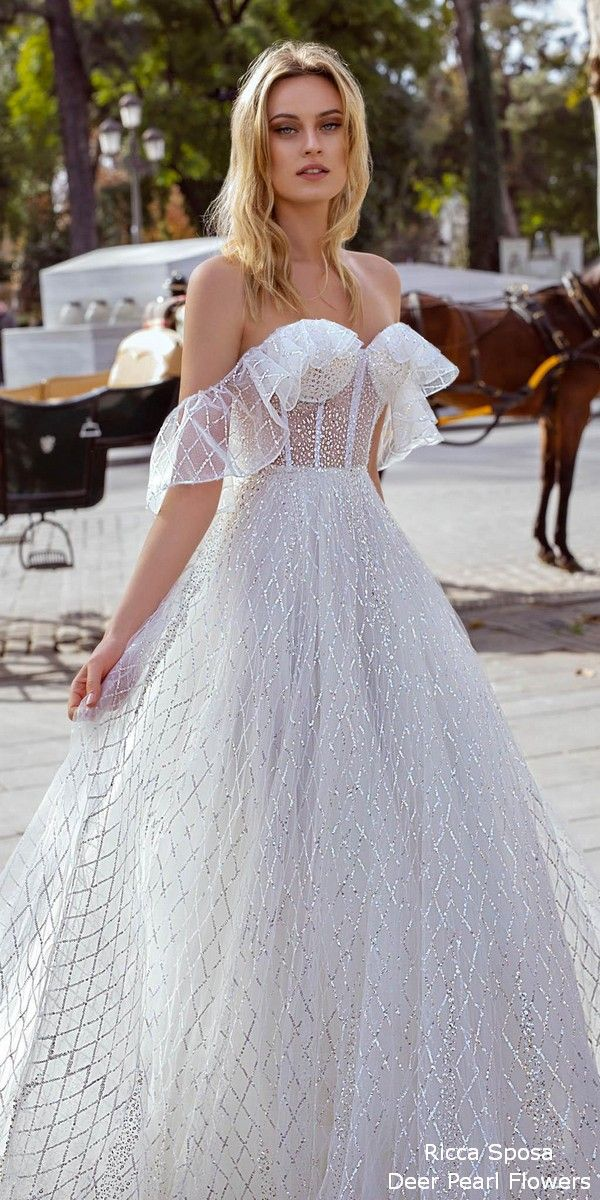 Ricca Sposa 2020 Wedding Dresses – Barcelona & Dell'amor