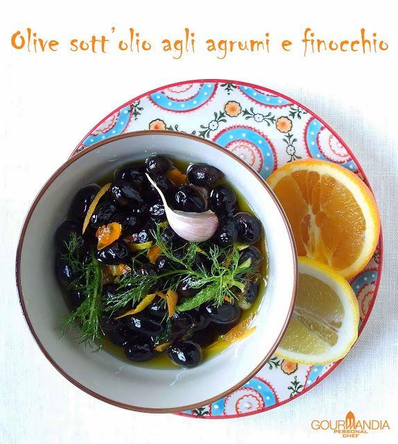 Come trattare le olive raccolte e prepararle per la conservazione sott'olio. Fatto in casa, certo!