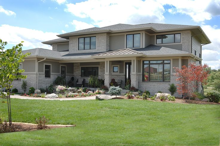 39 best images about prairie style on pinterest for Prairie style house characteristics