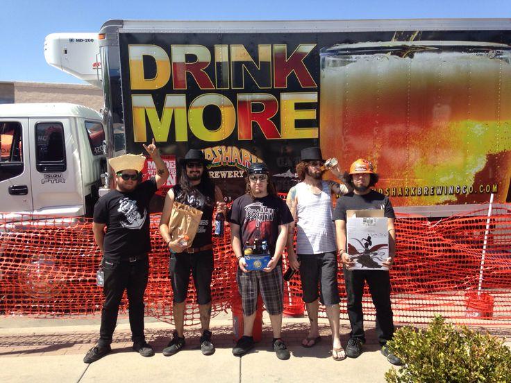 Day off on tour - Prescott AZ