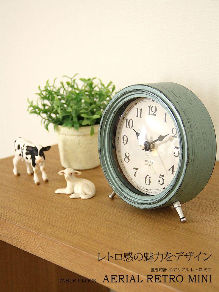 おすすめ シチズンの置時計 ギフトにおすすめ5つの置時計|MARBLE ... お気に入りの時計で一日を始めませんか?インテリア置時計特集の