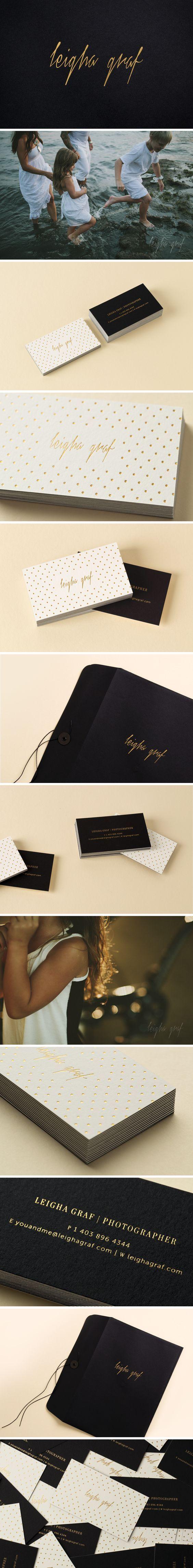 Leigha Graf Branding by One Plus One Design | Fivestar Branding – Design and Branding Agency & Inspiration Gallery