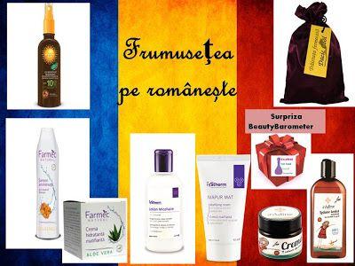 cosmetice romanesti si un concurs super