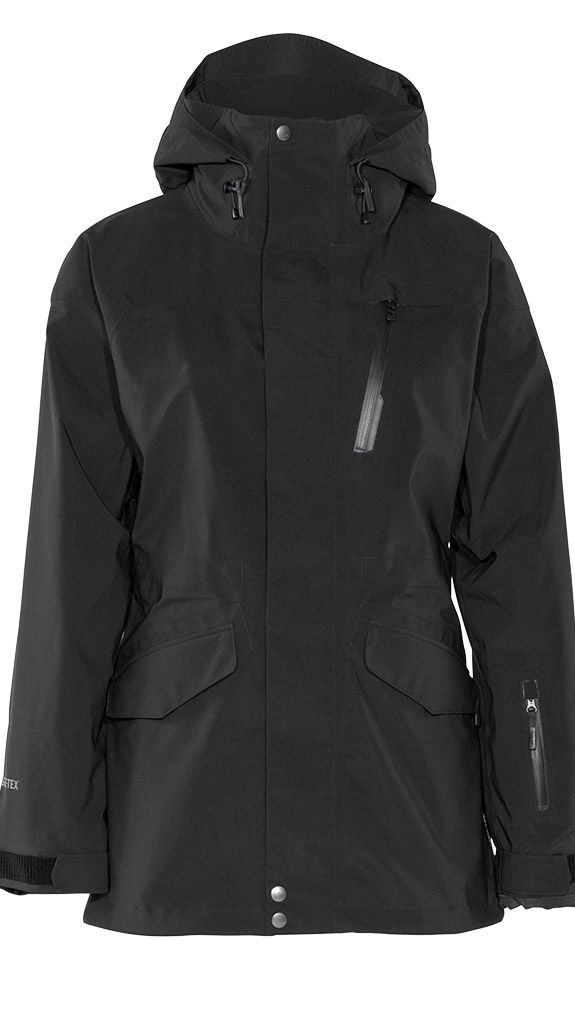 Smoked GORE-TEX Jacket - Outerwear