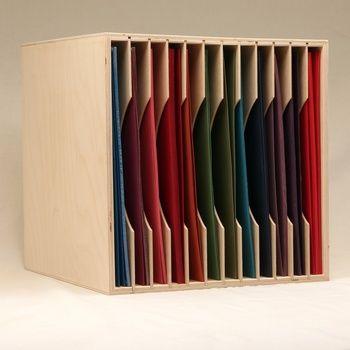 17 best images about home craft room design on pinterest for Ikea paper holder storage