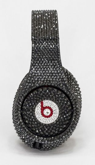 Headphones  Beats by Dre/Studio Swarovski,