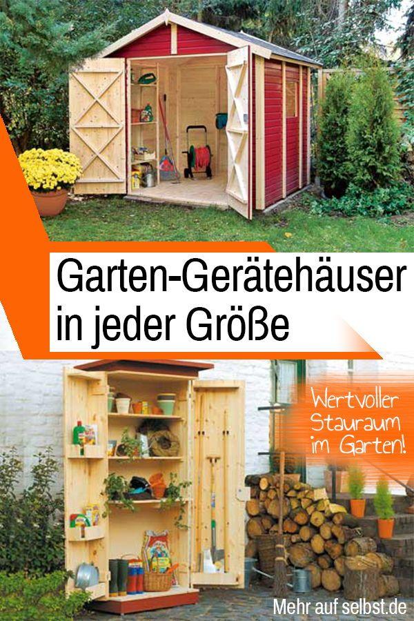 Gartenhaus Selbst De Garten Gartenhaus Gartengeratehaus