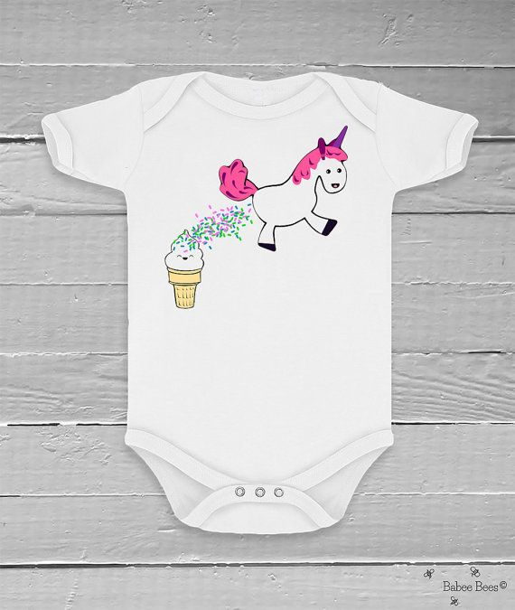 Hey, I found this really awesome Etsy listing at https://www.etsy.com/listing/189503776/unicorn-pooping-sprinkles-funny-baby
