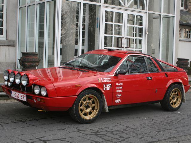 Lancia Fulvia Monte Carlo rally car -  http://www.group4wheels.com