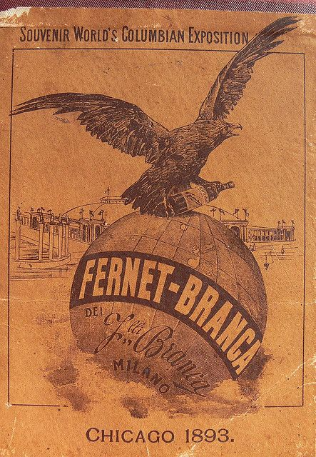 Fernet-Branca by A2ZMpls, via Flickr