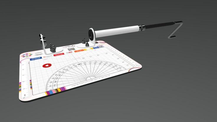 Czextruder XXL in action | 3D animation