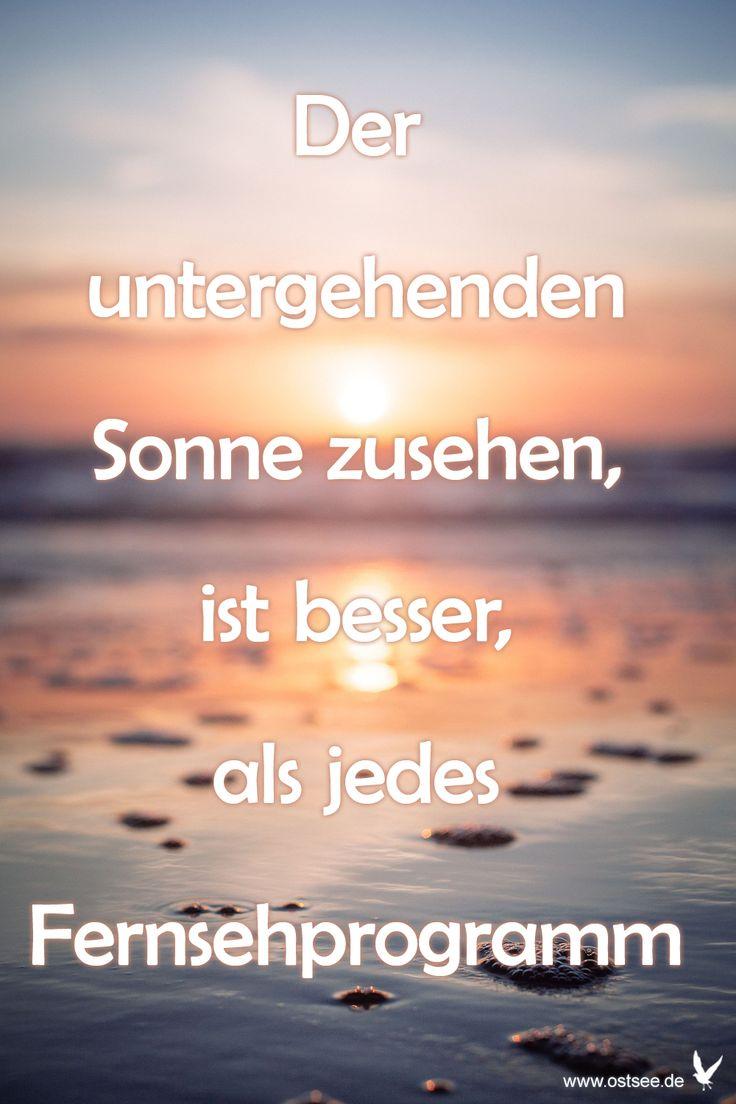 Sonnenuntergang genießen – ostsee.de