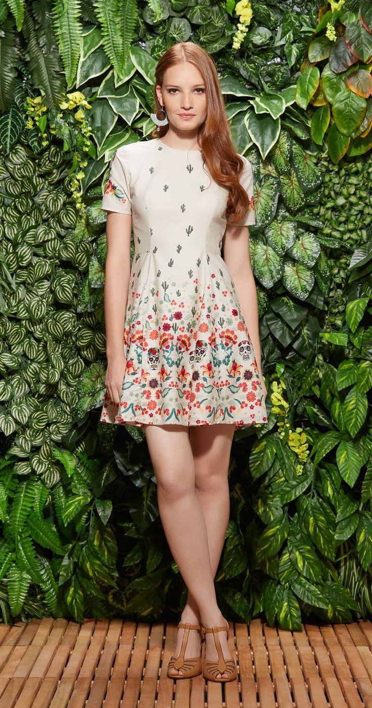 Vestido A Mexicana | Lookbook | Antix Store