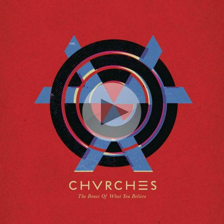 Listen to 'The Mother We Share' by CHVRCHES from the album 'The Bones Of What You Believe' on @Spotify thanks to @Pinstamatic - http://pinstamatic.com