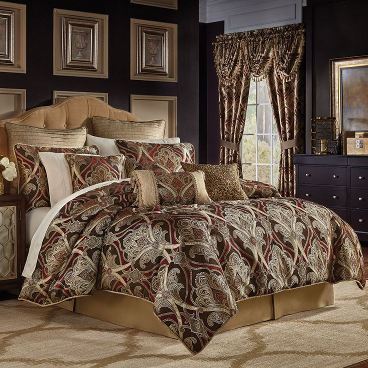 Well-liked 95 best Croscill Bedding Collections images on Pinterest | Bedding  YE66