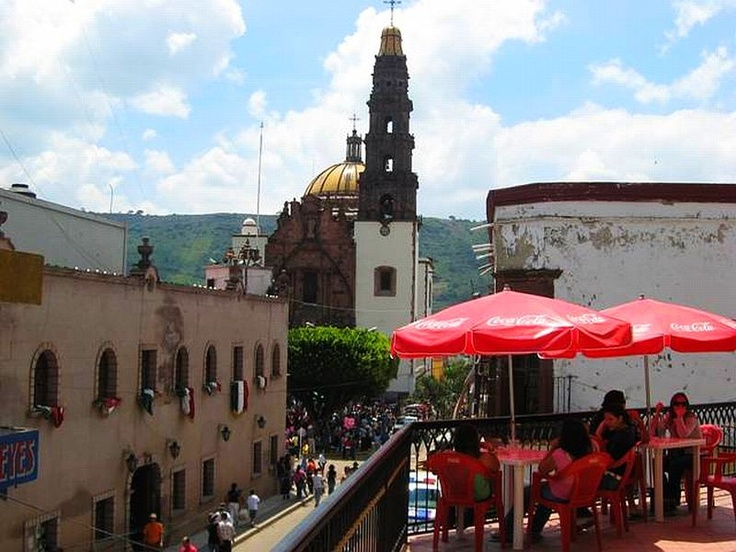 San Miguel Arcangel, The church my parents were married at 53 years ago-Atotonilco El Alto, Jalisco